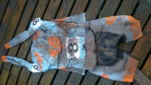 Belgian weather makes  Belgian mud, only your clothes washer should complain.